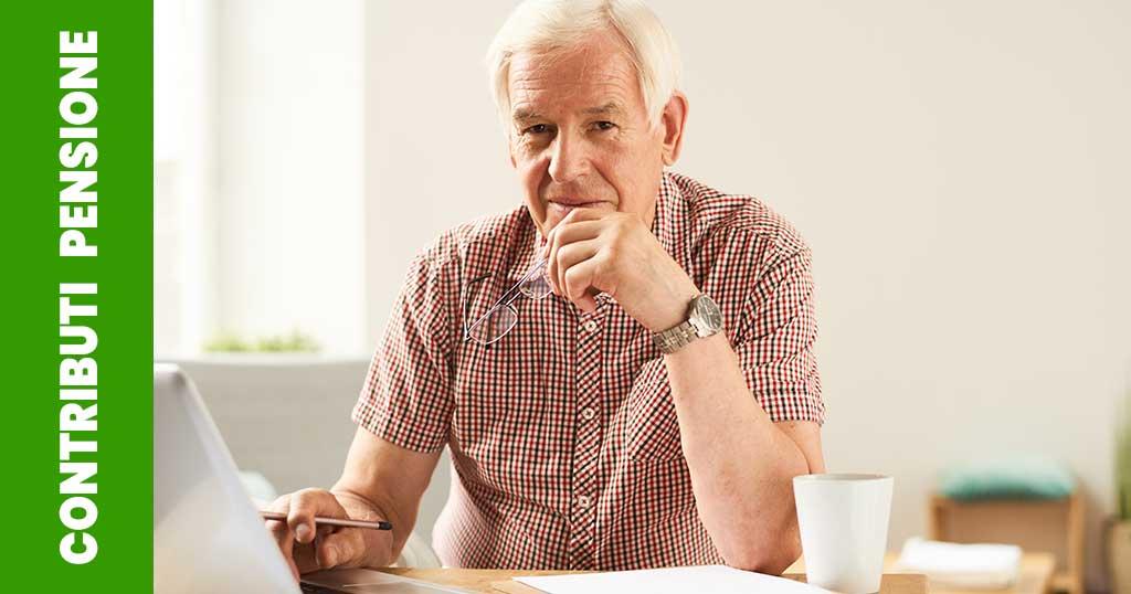 Contributi-pensione non versati